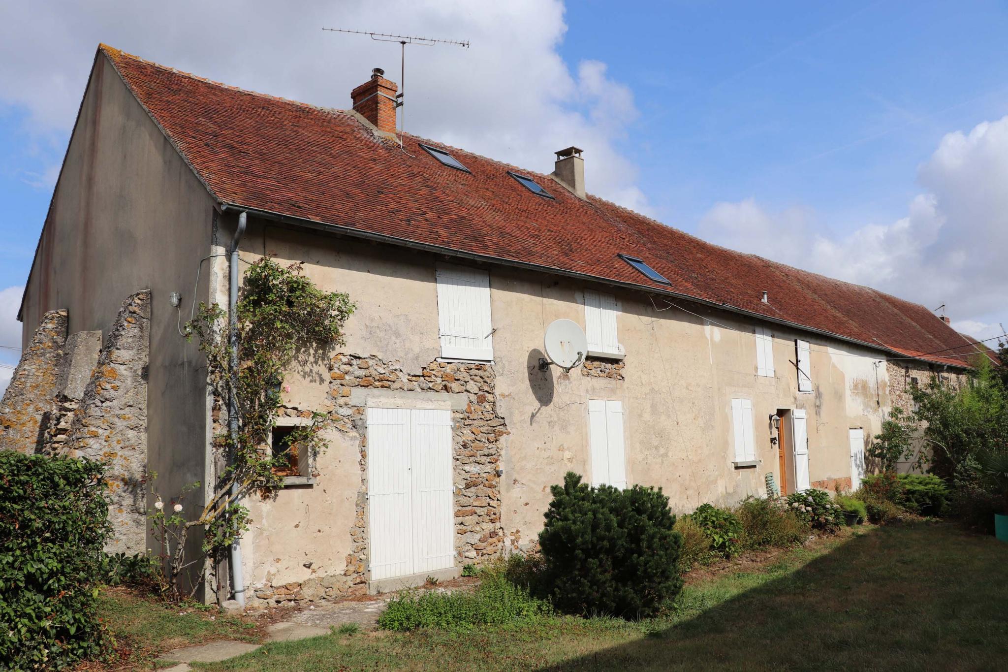Vente Maison de village rebais