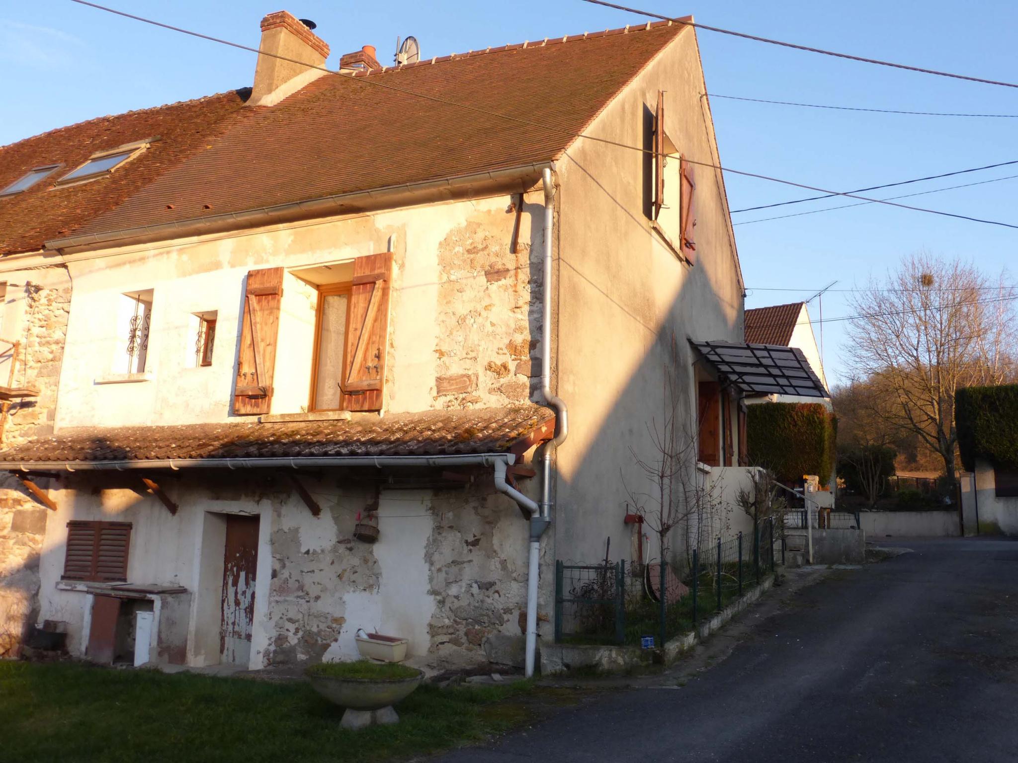 Vente Maison de village villeneuve sur bellot